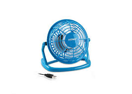 EVEREST EFN-488 PLASTİK MAVİ USB FAN ...