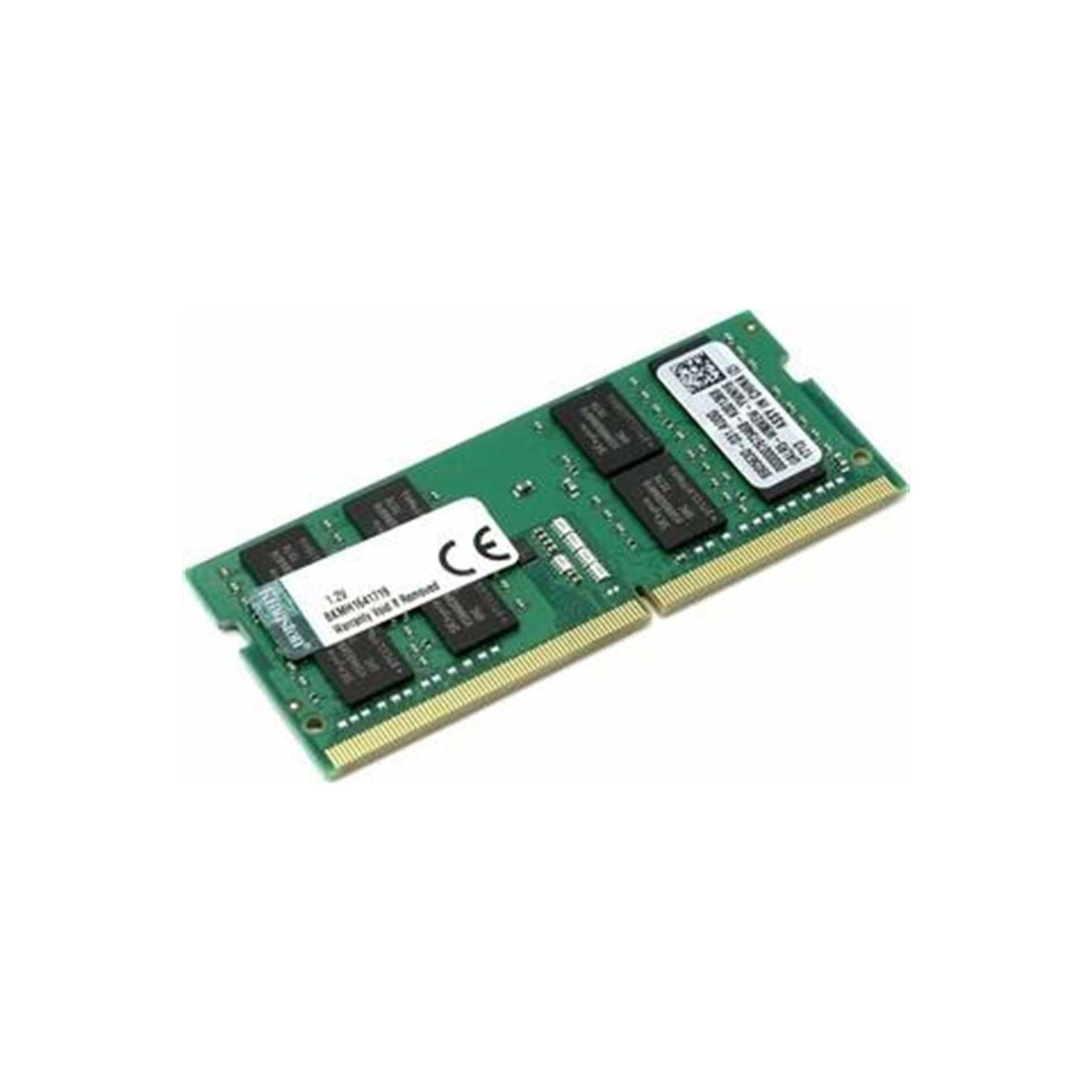 KINGSTON 16GB 2666MHZ DDR4 KVR26S19D8-16 BELLEK NOTEBOOK RAM