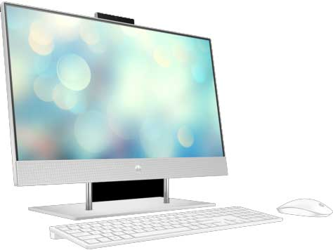 HP 209R1EA I5 10400 8GB 1T+256SSD 2G TOUCH 23.8